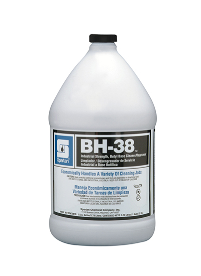 BH-38 For The Tough Dirt