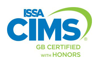 ISSA CIMS GB Certified With Honors